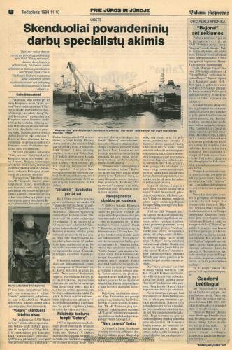 Naru servisas 1999-11-10