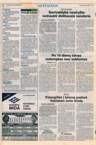 Naru servisas 2001-11-27 (2)