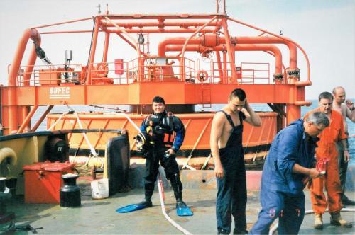 Naru servisas - Butingės naftos terminalas